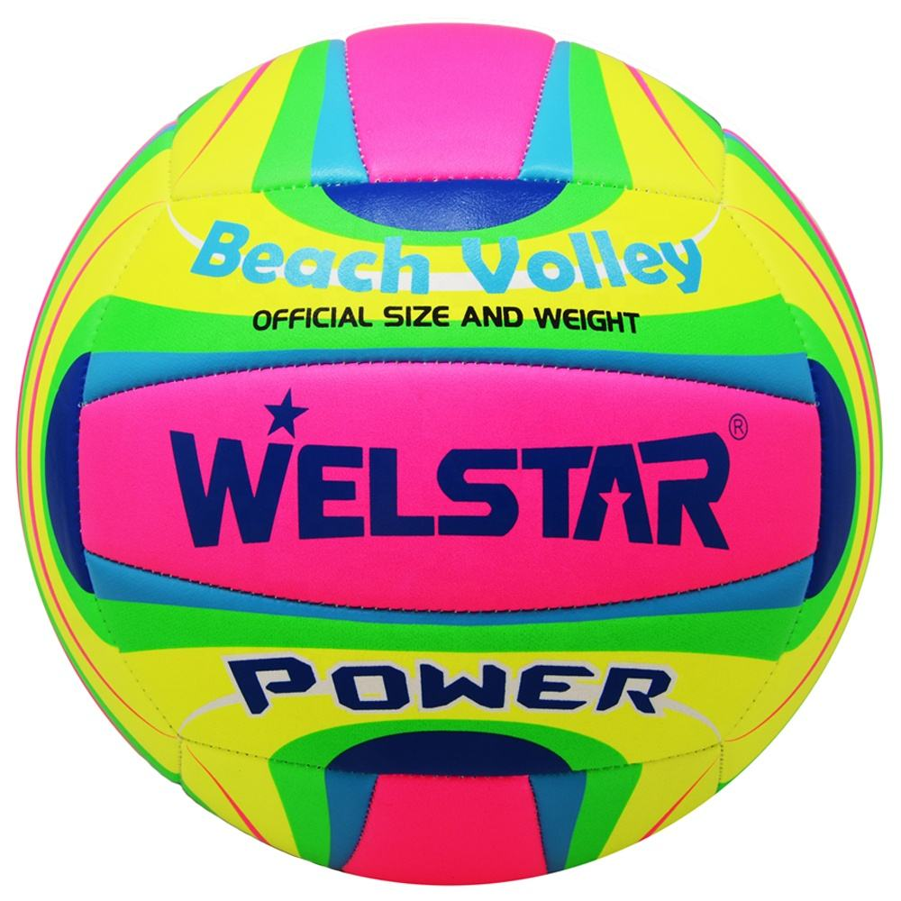 New Design Cheap price neon new arrival beach volleyball