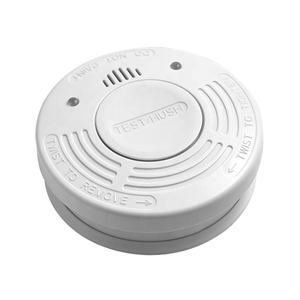Fire Detectors low-power low-voltage independent photoelectric smoke fire detection alarm for hotel