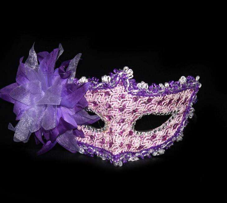 Masquerade Masks New Year Ball Party Fancy Dress Costume Wholesale Bulk Gillter