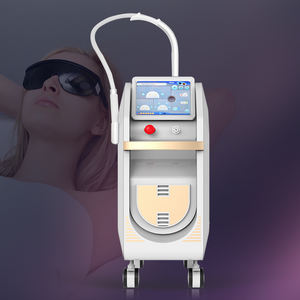 755 laser alexandrite gentlemax pro with 1064nm nd yag laser hair removal machine
