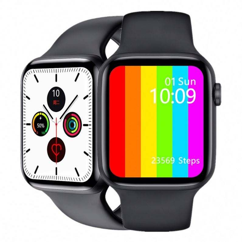 New model W16 cheap hot sale smart watch with body temperature, message remind steps record,sleep monitor,ECG