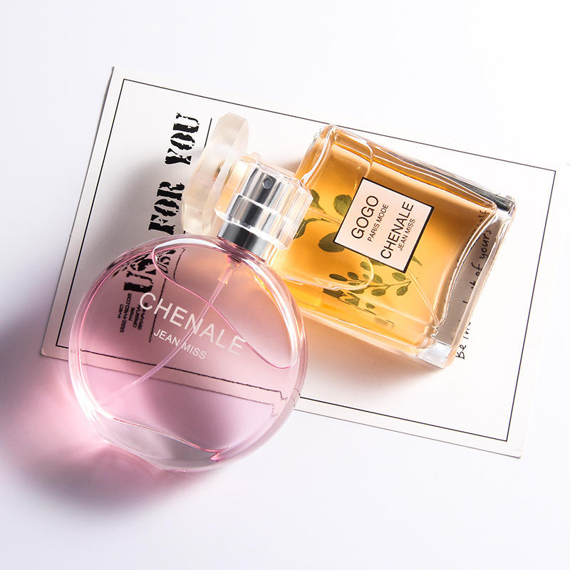 Wholesale Price Perfume Manufacturer Floral 5 Colors Perfume Women women's perfume lasting light fragrance cosmetics