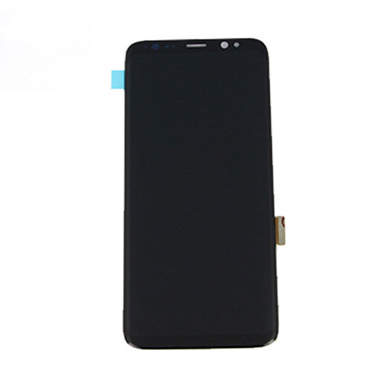 "5.8 ""LCD assembly digitizer , Touch Screen working with For Samsung galaxy S8 G9500F parts"