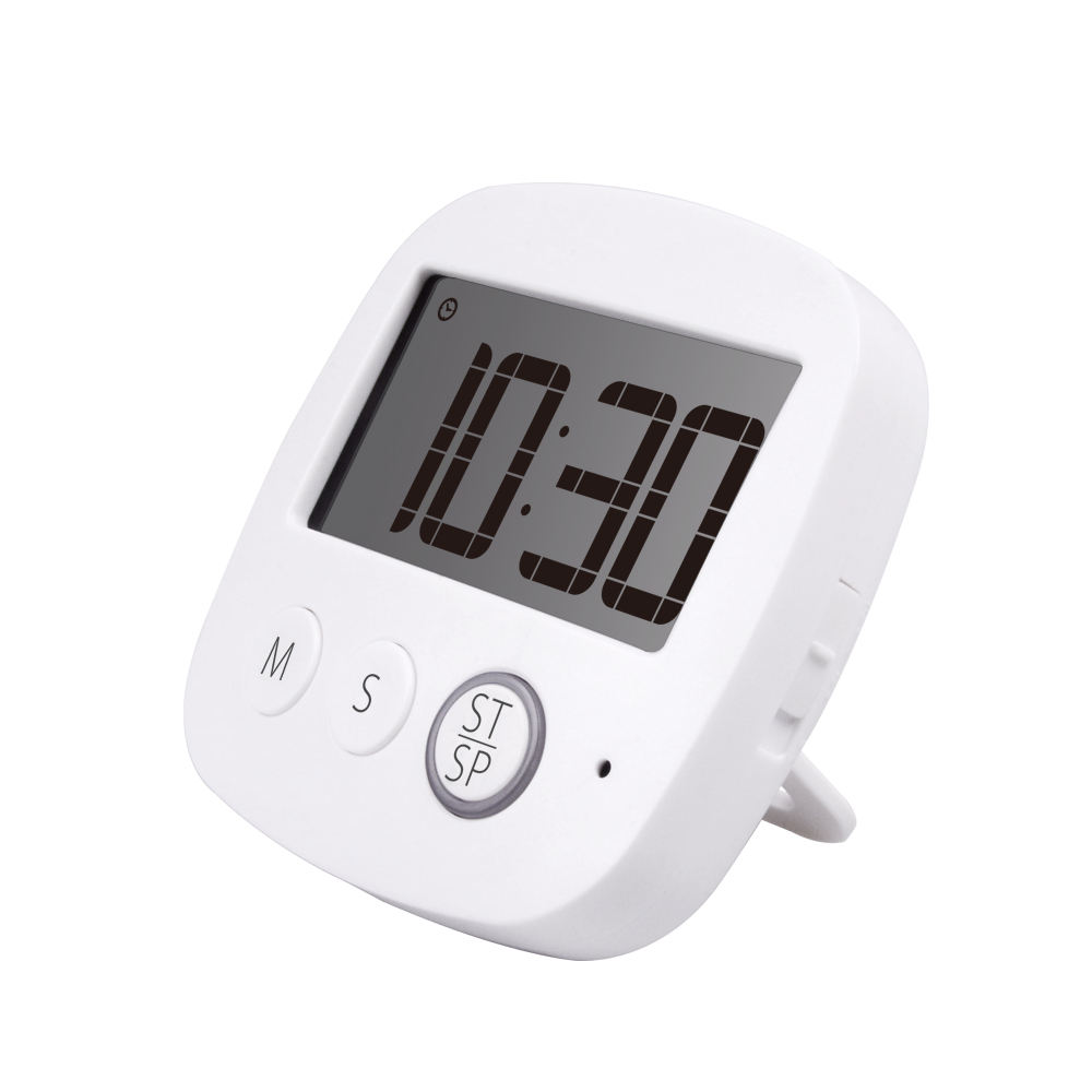 Wholesale Multifunctional Large LCD Display Digital Kitchen Countdown Mute/Silent Timer