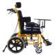 360 degree hybrid wheelchair for children and cerebral palsy
