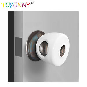 Door Knob Safety Cover for Kids Child Proof Baby Safety Door Knob Cover