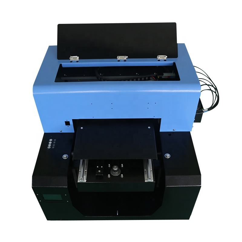 Nieuwe Collectie Blue Multi Functionele Automatische 3D A3 Flatbed LED UV Printer