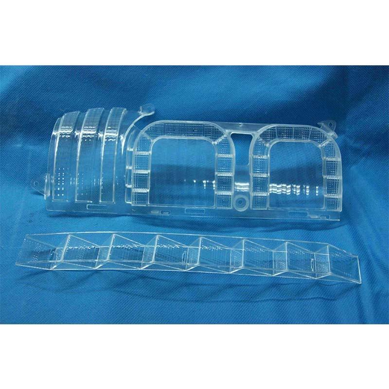 Customized Orecision Acrylic Laser Cutting CNC Milling Machined Parts Precision Plastic Acrylic Parts by CNC Machining