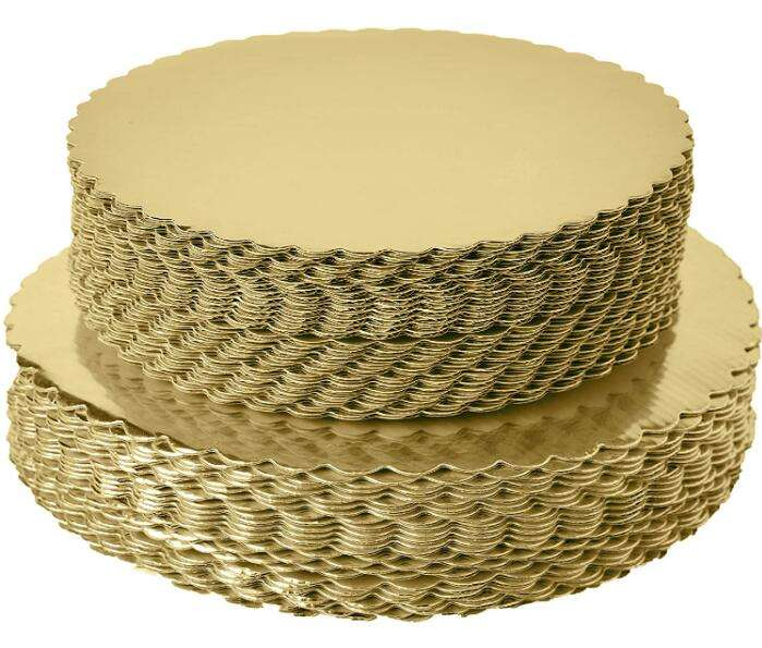 Round Cake Boards Circle Cake Bases for Stacked Tiered Cakes Decorating Wedding gift