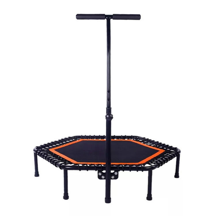 Professional Custom Made Elasticity Indoor Fitness Trampoline