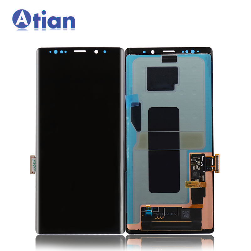 For Samsung For Galaxy Note 1 2 3 4 5 7 8 9 10 Lcd Display Touch Screen Digitizer Panel Replacement