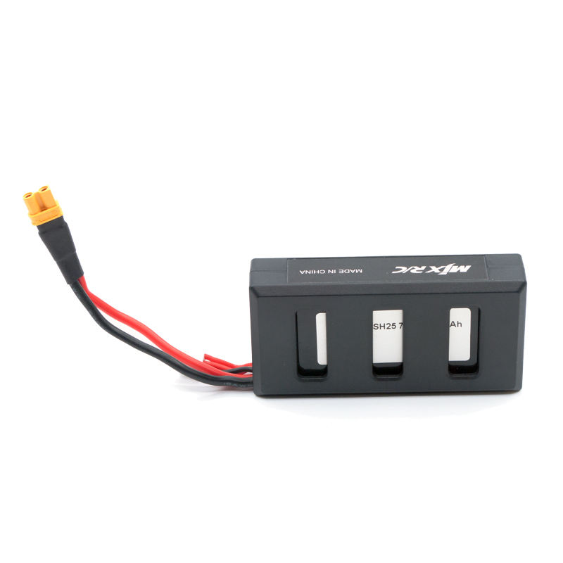 <span class=keywords><strong>MJX</strong></span> Bugs 6 B6 Motore Brushless Quadcopter 7.4 V 1300 Mah 25c Lipo Batteria RC Elicottero Pezzi <span class=keywords><strong>di</strong></span> Ricambio Accessori