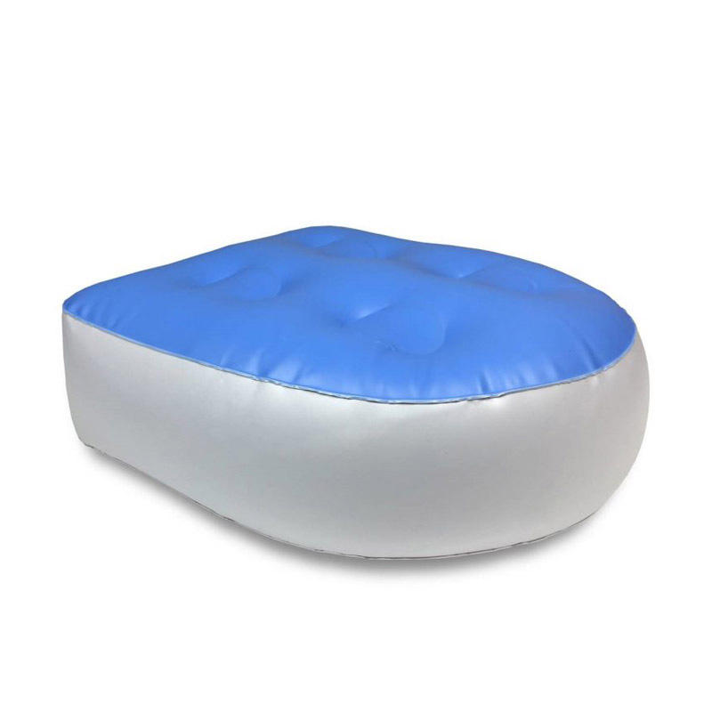 Custom Inflatable seat cushion air cushion seat for spa hot tube