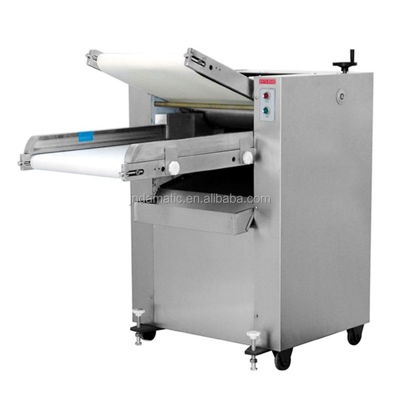 YMZD350 dough roller machine for empanada dough