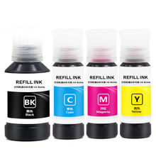 Ocbestjet For Epson Ink 102 003 101 105 502 504 Refill Dye Ink For Epson 003 Ink Bottle For Epson Ecotank ET-2750