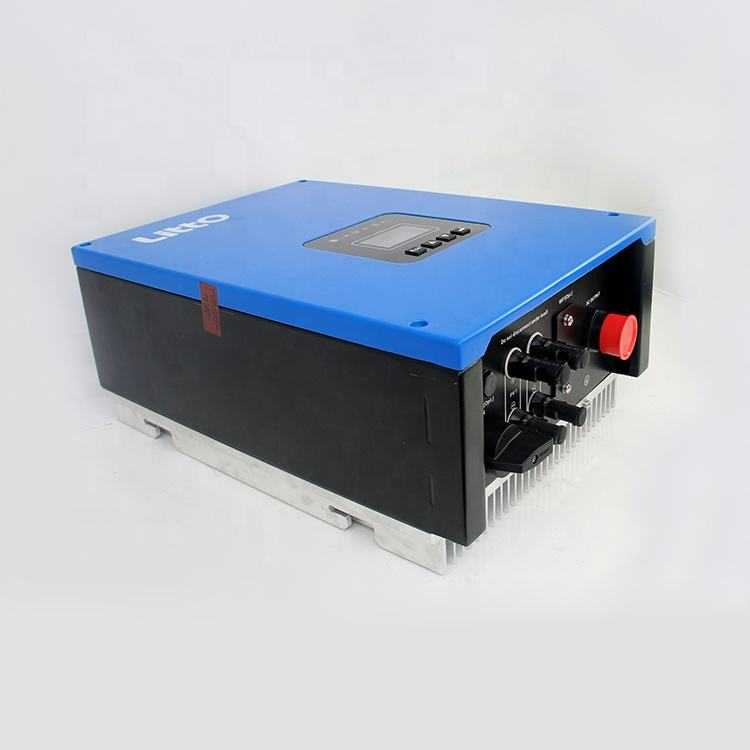 MEA PEA VOC G59 G83 3 Phase Grid Tie Inverter 5KW On Grid Solar PV Power Inverter