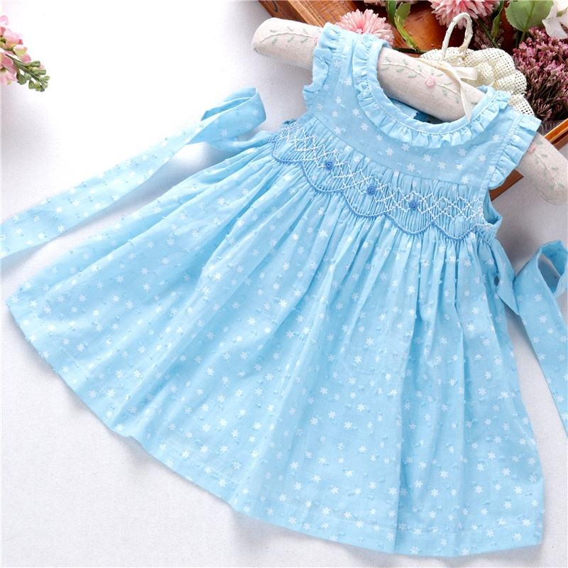 toddler girls smocked dresses handmade floral ruffles flower kids dresses boutiques baby clothes yellow c91018532