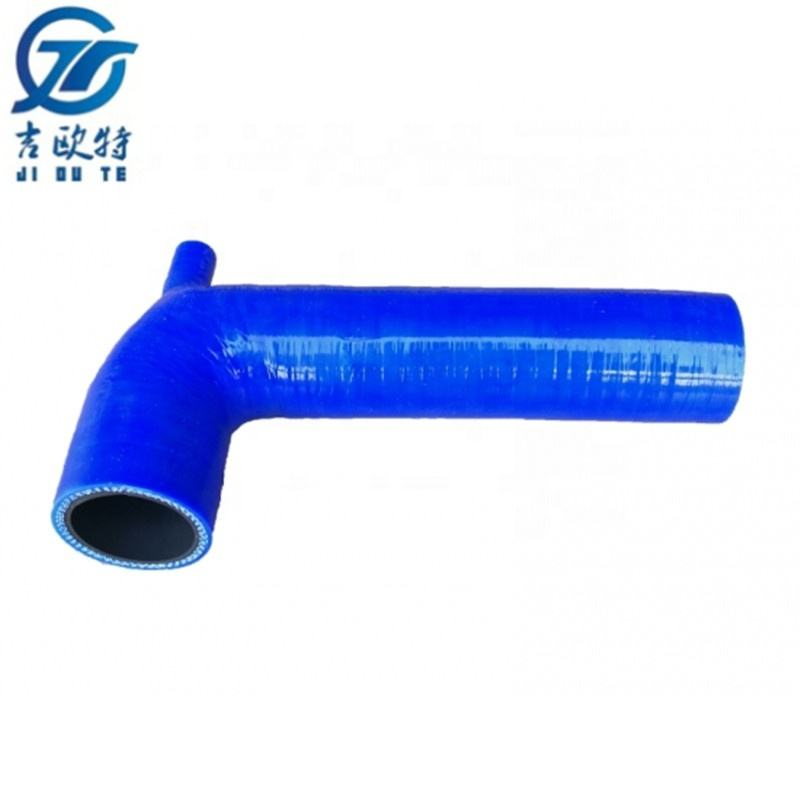 Heat resistant elbow Modified cars silicone tube