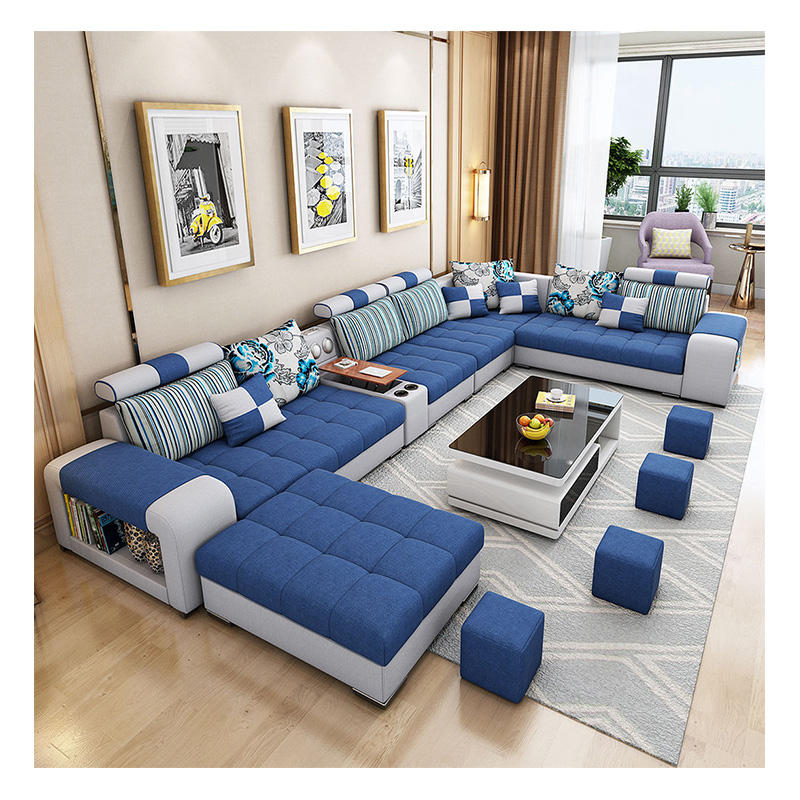 modern fabric sectional sofa set designs furniture living room sofas, sectionals