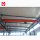 Food Workshop Jinniu Bridge Overhead Crane For Food Production And Other Industries Power Rail Plant Price With Safety Devices In Workshop