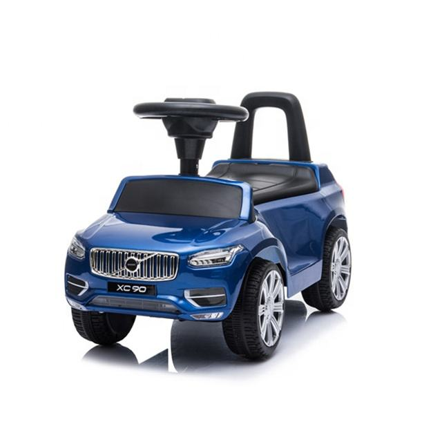 Multifunction Ride On car for Baby Push Car power Parents Can Handle Foot to Floor walking