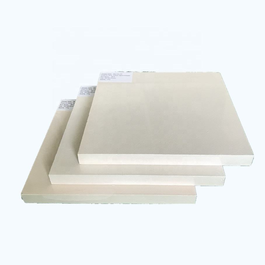 Fireproof Alumina Silicate Ceramic Fiber Board for High Temperature Furnace