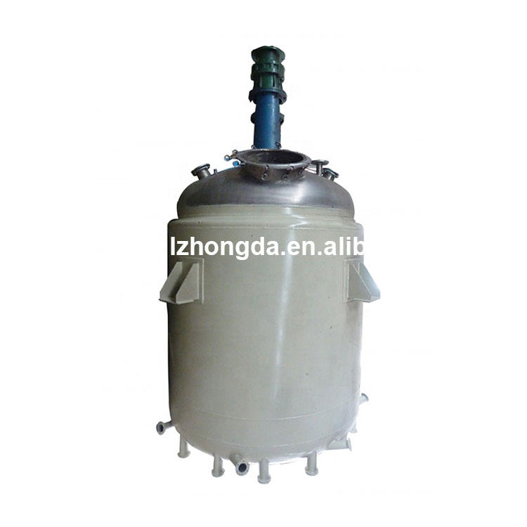 Automatic Electric Heating Agitator Mixing Reactor for Silicon Oil Production