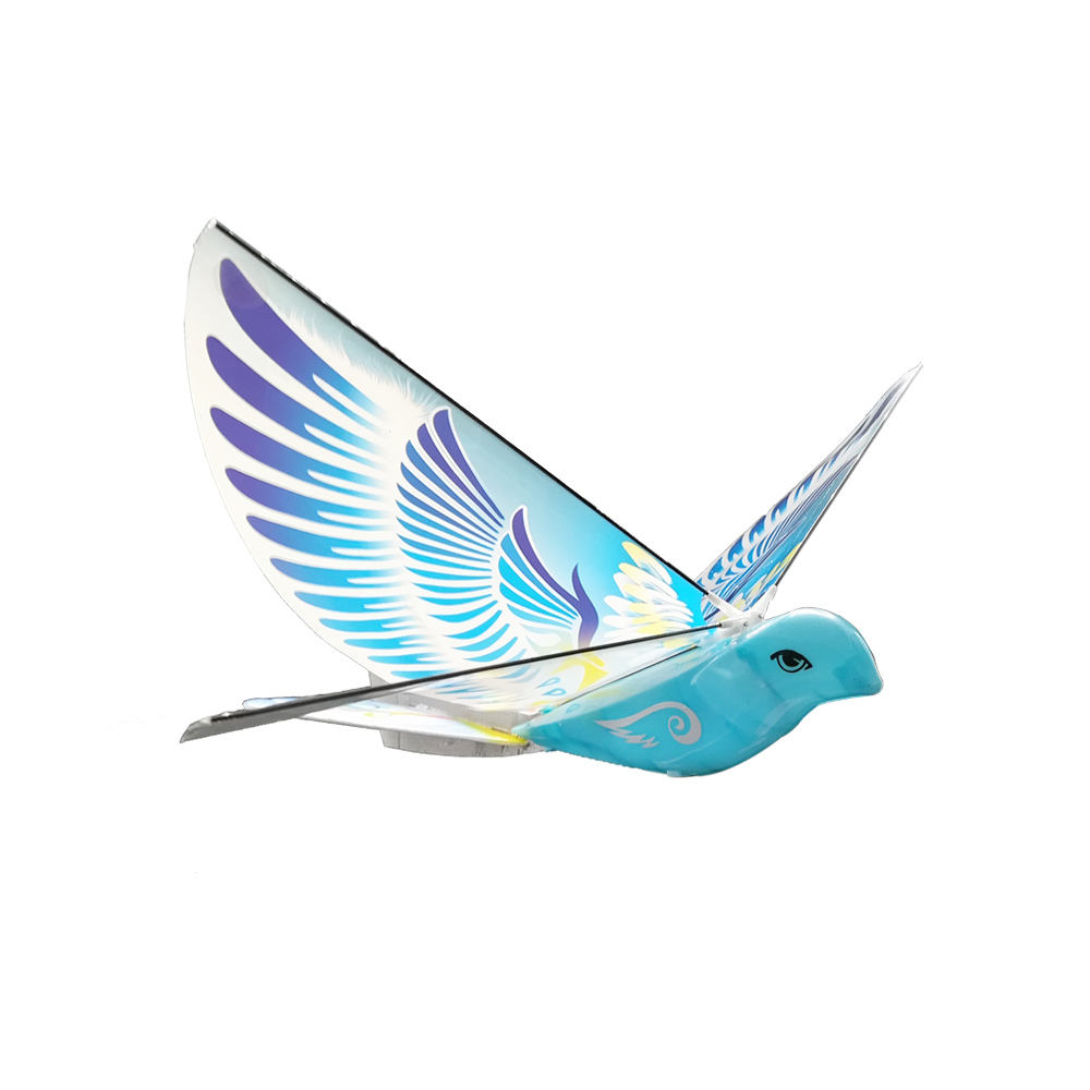 Hot Sale Flying Bird 2.4G 2CH RC <span class=keywords><strong>E</strong></span> Bird Toy Hobbies Rc Micro Flapping Wing Indoor Fly RC Airplane Toys mit fabrik preis