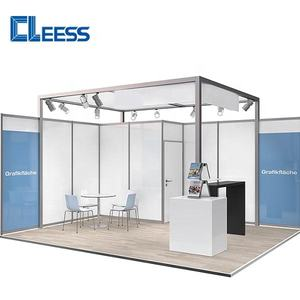 High Quality Aluminium Exhibition Shell Scheme Booth Stands