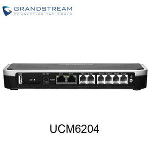 Grandstream komunikasi audio dan video murah wifi ip pbx UCM6102