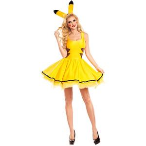 Venta al por mayor de la fábrica anime cosplay mujer sexy adulto disfraces de animales