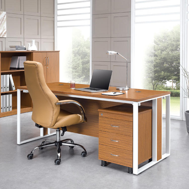 Modern style wooden office desk furniture design manager table