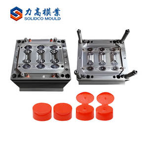 High Quality Made Plastic Injection Flip Top Cap Mould/cap for bottle mold