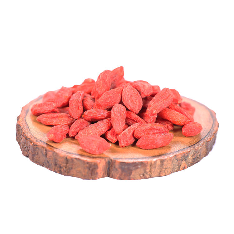 Bulk Sale Organic Dried Fruits Red Medlar Goji Berry Anti-aging Wolfberry