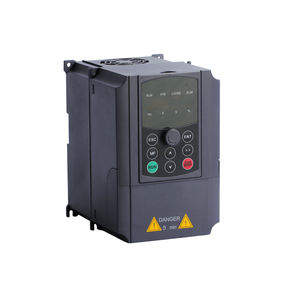 220v 1.5kw 2.2kw Vector Inverter VFD Frequenz Konverter 3 Phase Variabler Frequenz Motor Speed Control