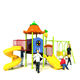 Custom playground slides outdoor children playground seesaw