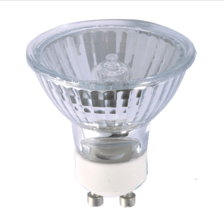 GU10 downlight halogen lamp 220-240V 25W mini halogen light bulb