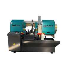 GZ4232 Band sawing machine for cutting stainless steel