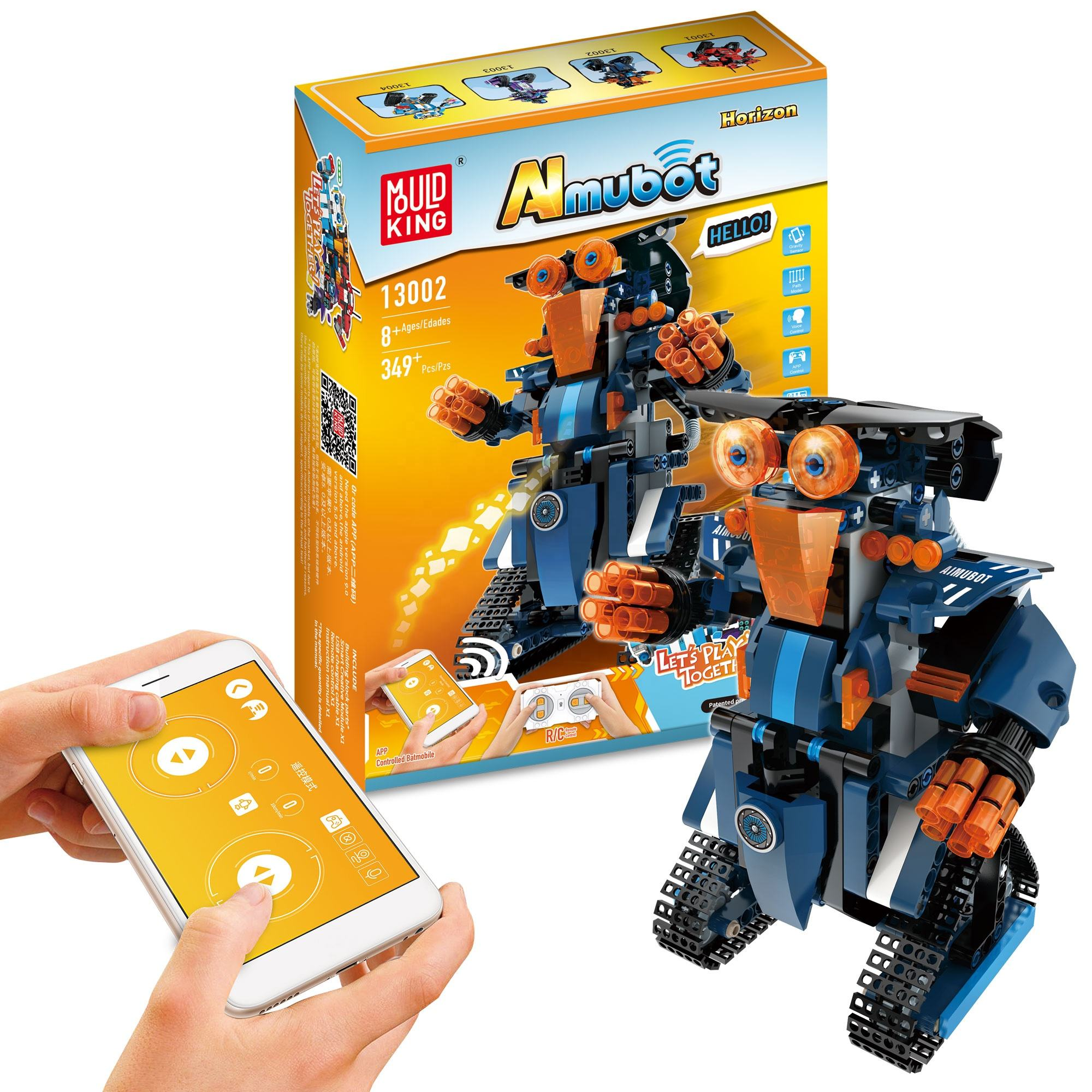 STEM Toys Engineering DIY Remote Control Robot Kits