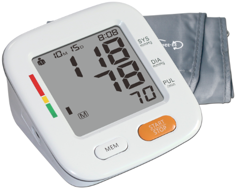 Blood Monitor StrongHealth Blood Pressure Monitor