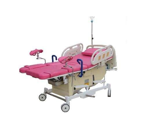Quality manufacture competitive price multi functional hospital medical birthing electric obstetric gynecology table for sale