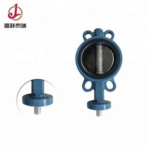 Corrosion preventive wafer design butterfly valve manufacturers