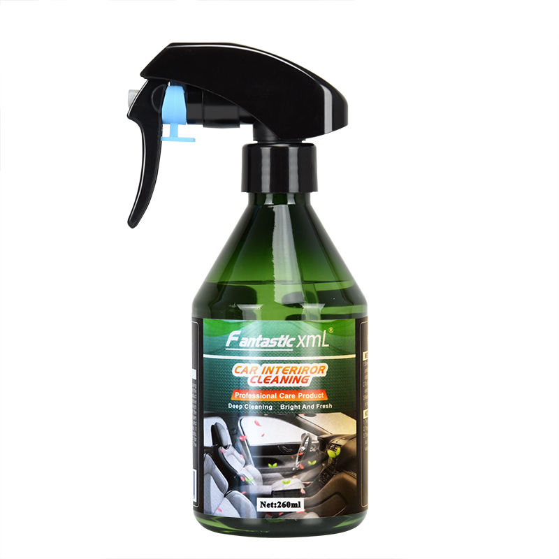 China supplier OEM multifunctional eco friendly car interior cleaner