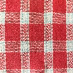 Shandong home textile colorful T/C yarn dyed plaid fabric for shirts