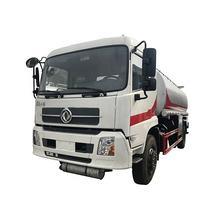 Dongfeng 12000liters/12cbm Fuel Tank Truck 10ton Tanker Oil Delivery Diesel Gasoline Transportation Vehicle