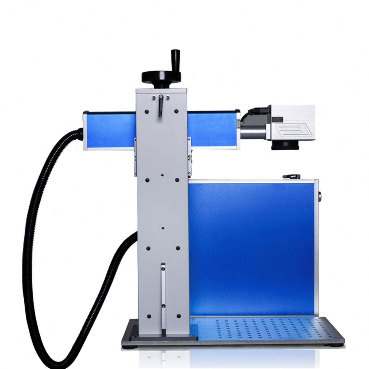 20W Fiber Laser Marking Machine Molins Mark 8 Cigarette Machine 9
