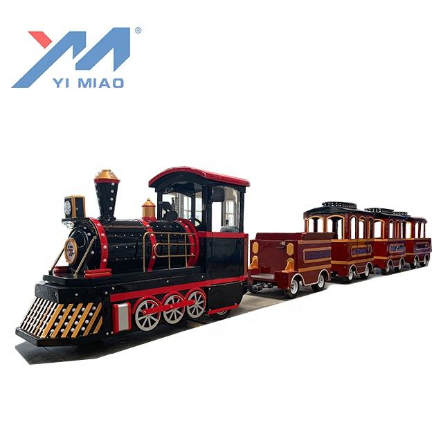 Yimiao Sightseeing Trackless Tourism Train