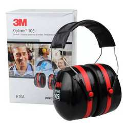 3M H10A Protect Earmuff  Hearing Protection Headband Protective Earmuffs