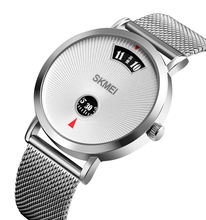 skmei 1489 watch quartz man quartz watch quartz steel watch