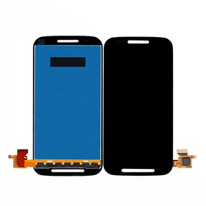 Handy Lcd Touch Screen mit digitizer Pantalla tactil Für Motorola Moto E xt1021 XT1022 Display bildschirm